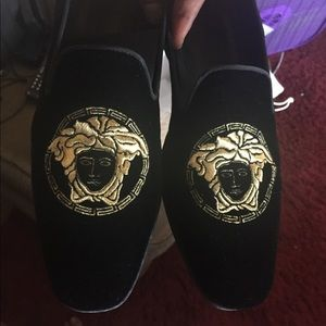 Versace Shoes - Versace men shoes size 10 US